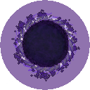Icon for the Black Hole mode.
